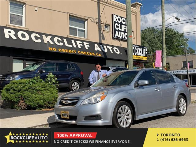 2012 Subaru Legacy 2.5i Limited Package (Stk: 022745) in Scarborough - Image 1 of 18