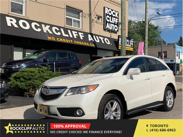 2015 Acura RDX Base (Stk: 800131) in Scarborough - Image 1 of 23