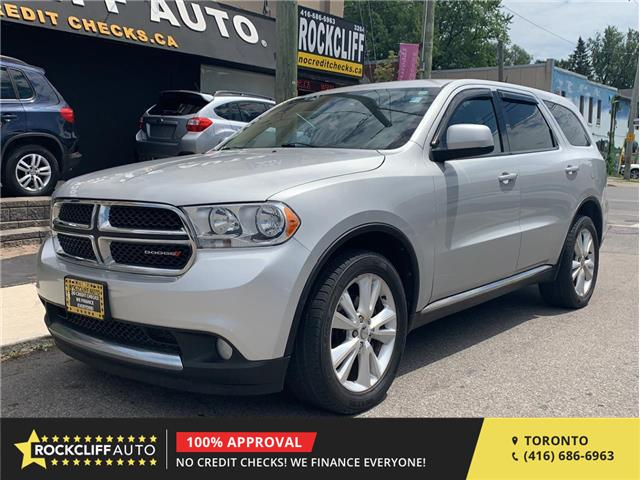 2013 Dodge Durango SXT (Stk: 500357) in Scarborough - Image 1 of 14