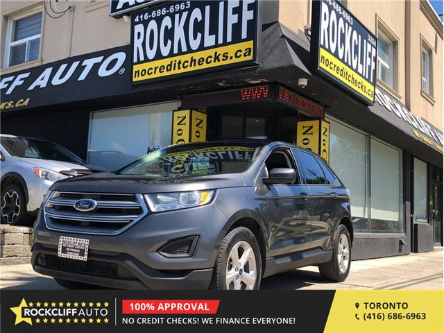 2017 Ford Edge SE (Stk: B48263) in Scarborough - Image 1 of 20