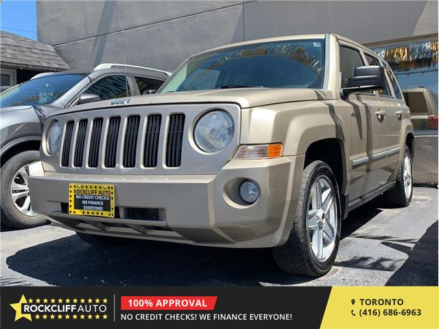 2010 Jeep Patriot Sport/North (Stk: 617088) in Scarborough - Image 1 of 15