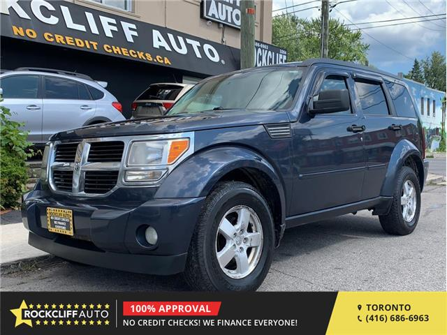 2008 Dodge Nitro SE/SXT (Stk: 274816) in Scarborough - Image 1 of 14