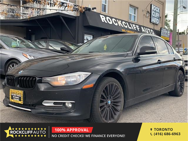 2014 BMW 320i xDrive (Stk: 985087) in Scarborough - Image 1 of 20