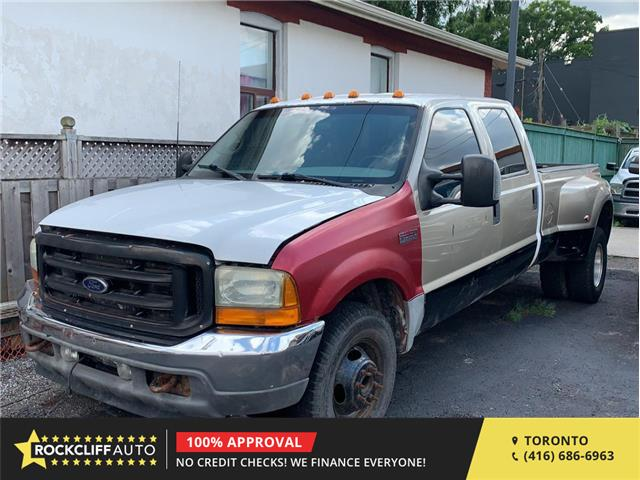 2001 Ford F-350 Chassis  (Stk: A46780) in Scarborough - Image 1 of 6