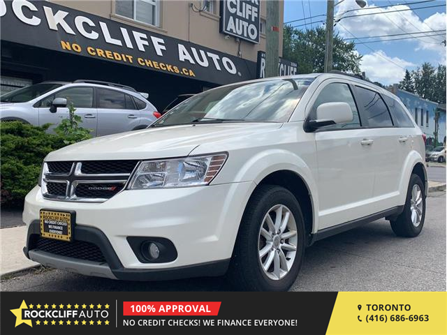 2014 Dodge Journey SXT (Stk: 269759) in Scarborough - Image 1 of 16