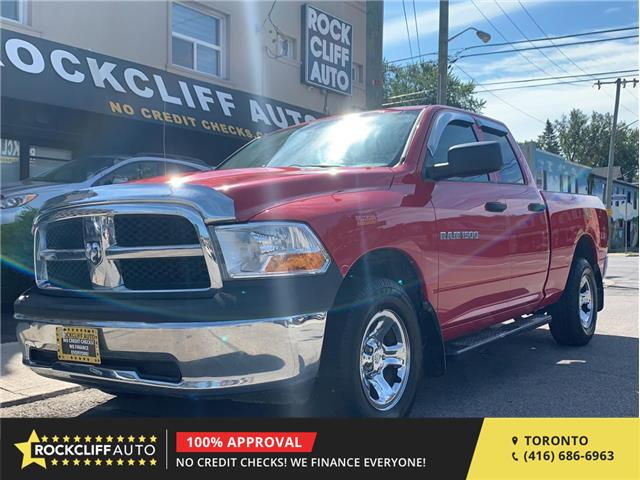 2012 RAM 1500 ST (Stk: 262218) in Scarborough - Image 1 of 19