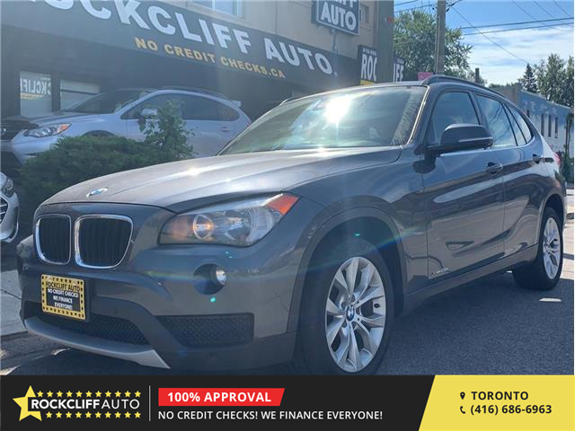 2013 BMW X1 xDrive28i (Stk: R86139) in Scarborough - Image 1 of 19