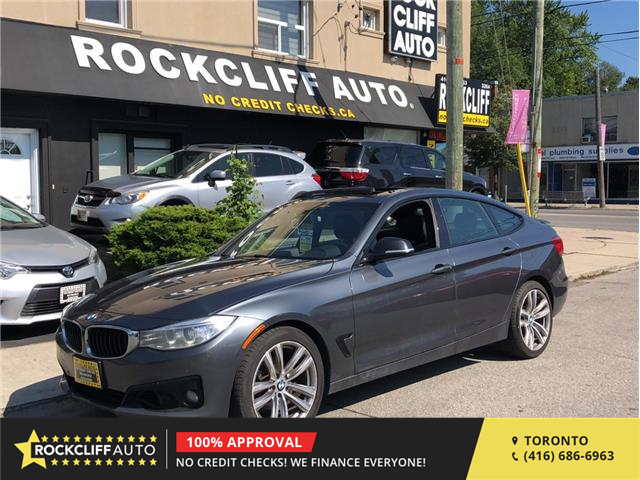 2014 BMW 3 Series Gran Turismo  (Stk: 558912) in Scarborough - Image 1 of 19