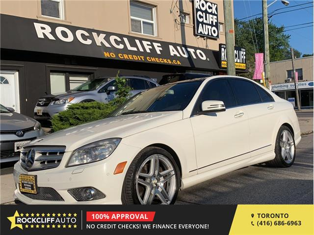 2010 Mercedes-Benz C-Class Base (Stk: 371544) in Scarborough - Image 1 of 15