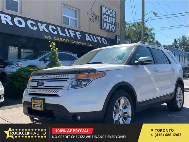 2012 Ford Explorer Limited (Stk: A05926) in Scarborough - Image 1 of 24