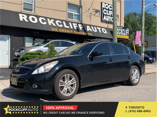 2013 Infiniti G37x  (Stk: 353290) in Scarborough - Image 1 of 19