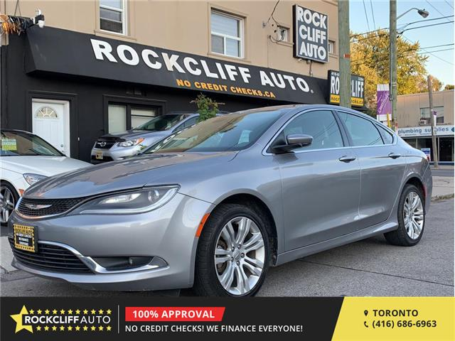 2015 Chrysler 200 Limited (Stk: 678893) in Scarborough - Image 1 of 18