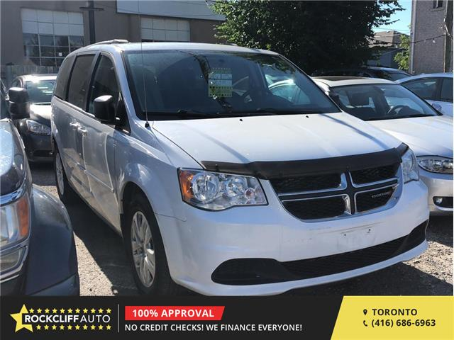2016 Dodge Grand Caravan SE/SXT (Stk: 109509) in Scarborough - Image 1 of 12