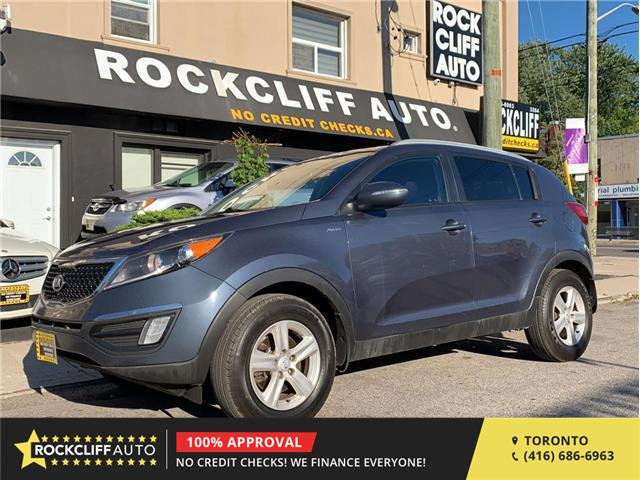 2014 Kia Sportage LX (Stk: 576124) in Scarborough - Image 1 of 16
