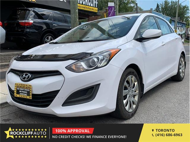 2014 Hyundai Elantra GT  (Stk: 182405) in Scarborough - Image 1 of 14