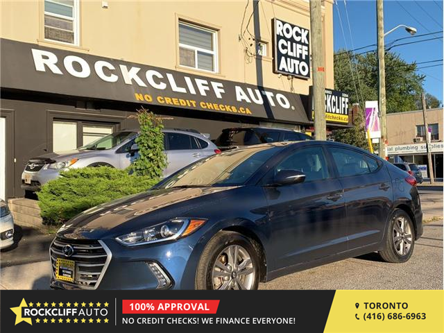 2017 Hyundai Elantra  (Stk: 312839) in Scarborough - Image 1 of 16