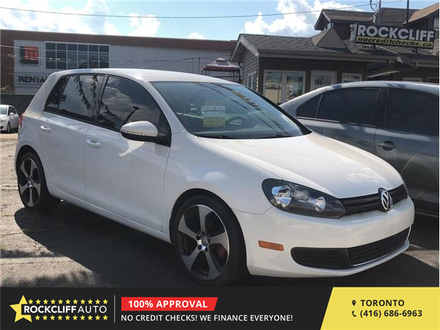 2012 Volkswagen Golf  (Stk: 184630) in Scarborough - Image 1 of 7