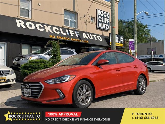 2017 Hyundai Elantra  (Stk: 222193) in Scarborough - Image 1 of 14