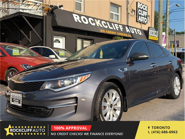 2016 Kia Optima  (Stk: 074364) in Scarborough - Image 1 of 14