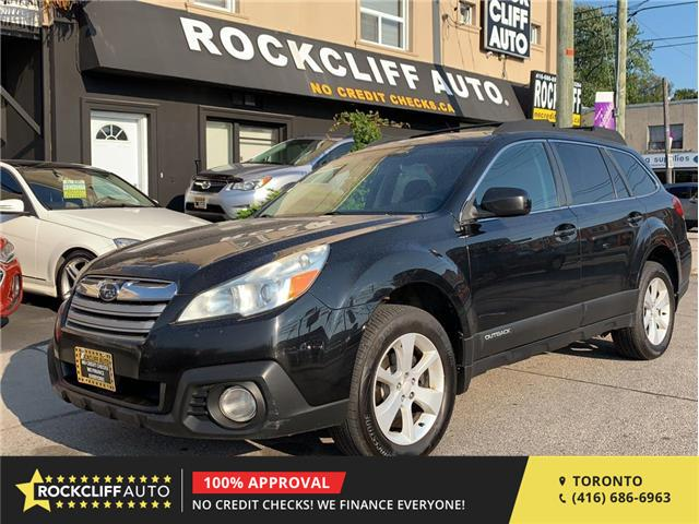 2013 Subaru Outback  (Stk: 236602) in Scarborough - Image 1 of 14