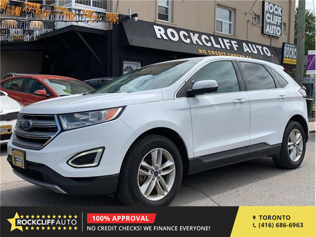 2016 Ford Edge SEL (Stk: C18219) in Scarborough - Image 1 of 12