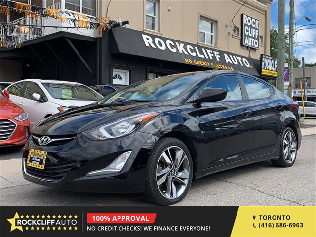 2015 Hyundai Elantra  (Stk: 418339) in Scarborough - Image 1 of 15