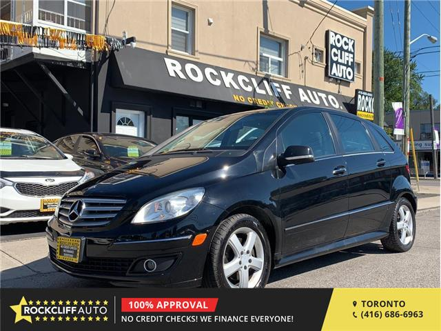 2008 Mercedes-Benz B-Class Base (Stk: 362812) in Scarborough - Image 1 of 12