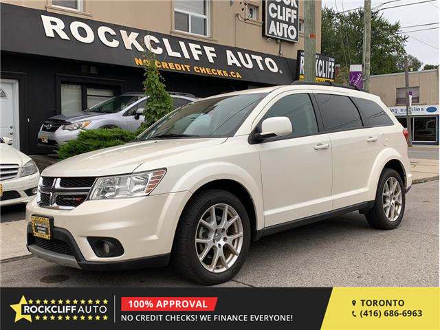 2013 Dodge Journey SXT/Crew (Stk: 614459) in Scarborough - Image 1 of 13