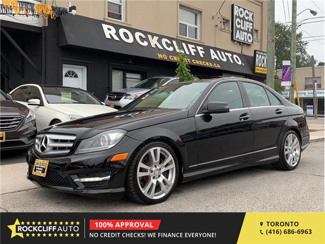 2013 Mercedes-Benz C-Class Base (Stk: 749413) in Scarborough - Image 1 of 14