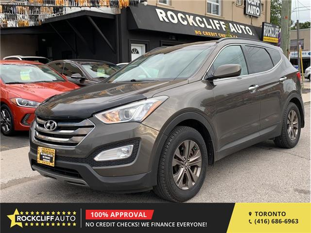 2013 Hyundai Santa Fe Sport  (Stk: 072929) in Scarborough - Image 1 of 17