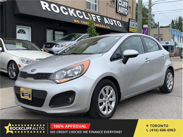 2012 Kia Rio  (Stk: 715858) in Scarborough - Image 1 of 12