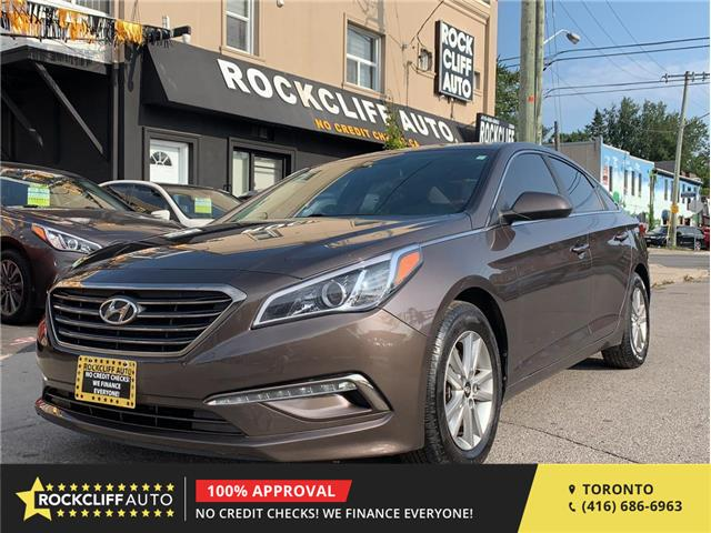2015 Hyundai Sonata  (Stk: 033133) in Scarborough - Image 1 of 14