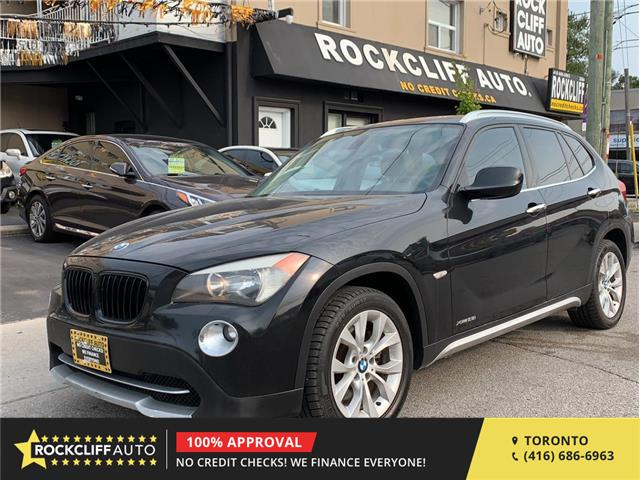 2012 BMW X1 xDrive28i (Stk: R80460) in Scarborough - Image 1 of 16