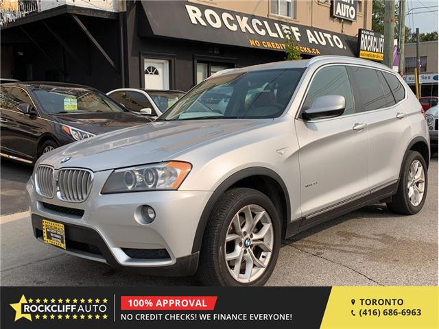 2013 BMW X3 xDrive28i (Stk: A26776) in Scarborough - Image 1 of 17