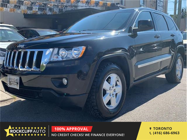 2011 Jeep Grand Cherokee Laredo (Stk: 553102) in Scarborough - Image 1 of 13