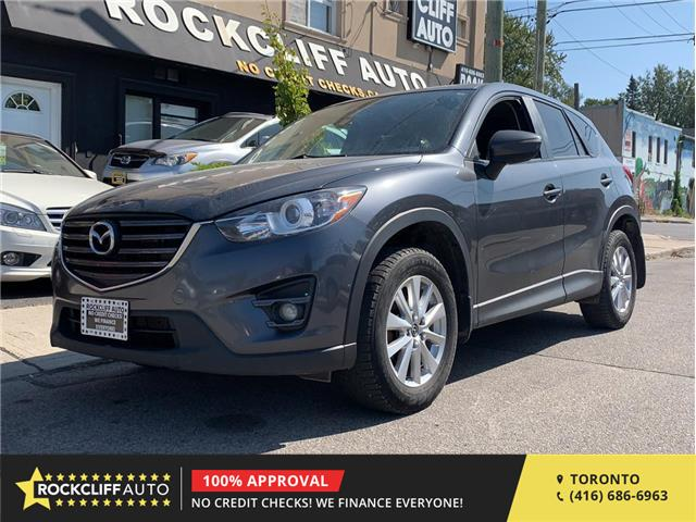2016 Mazda CX-5 GS (Stk: 612761) in Scarborough - Image 1 of 20