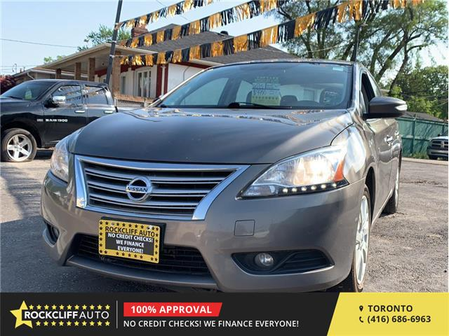 2015 Nissan Sentra  (Stk: 651731) in Scarborough - Image 1 of 17