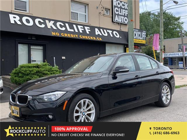 2016 BMW 320i xDrive (Stk: 552133) in Scarborough - Image 1 of 14