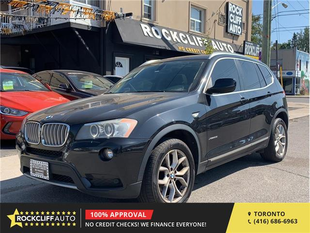 2012 BMW X3 xDrive28i (Stk: 717432) in Scarborough - Image 1 of 19