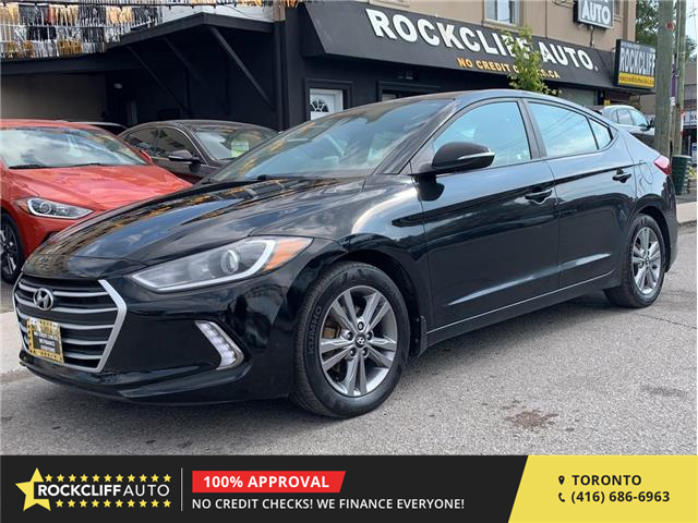 2017 Hyundai Elantra  (Stk: 158447) in Scarborough - Image 1 of 15