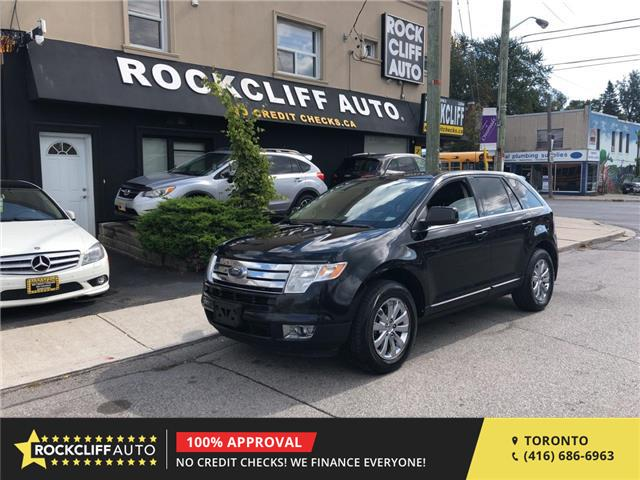 2008 Ford Edge Limited (Stk: A00058) in Scarborough - Image 1 of 18