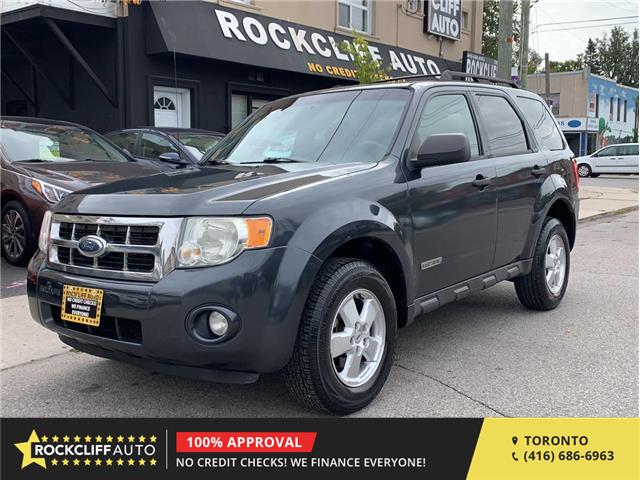 2008 Ford Escape XLT (Stk: D73136) in Scarborough - Image 1 of 15