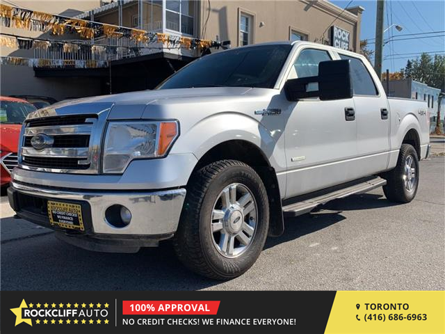 2014 Ford F-150  (Stk: D85684) in Scarborough - Image 1 of 18