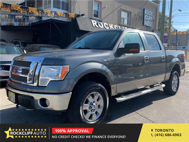 2010 Ford F-150 XLT (Stk: B64659) in Scarborough - Image 1 of 18