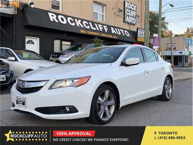 2013 Acura ILX  (Stk: 403887) in Scarborough - Image 1 of 17