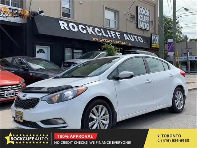 2016 Kia Forte  (Stk: 542217) in Scarborough - Image 1 of 14