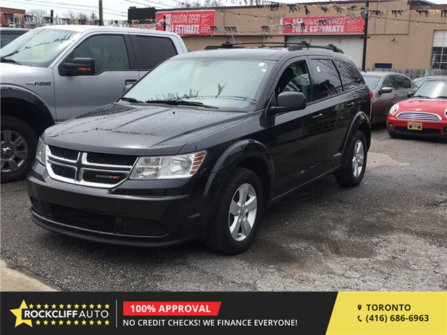 2013 Dodge Journey SXT/Crew (Stk: 629536) in Scarborough - Image 1 of 9