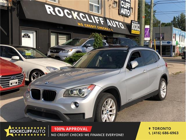 2015 BMW X1 xDrive28i (Stk: Y27755) in Scarborough - Image 1 of 18