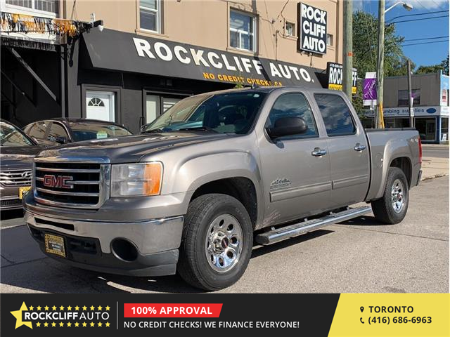 2013 GMC Sierra 1500 SL (Stk: 190065) in Scarborough - Image 1 of 13