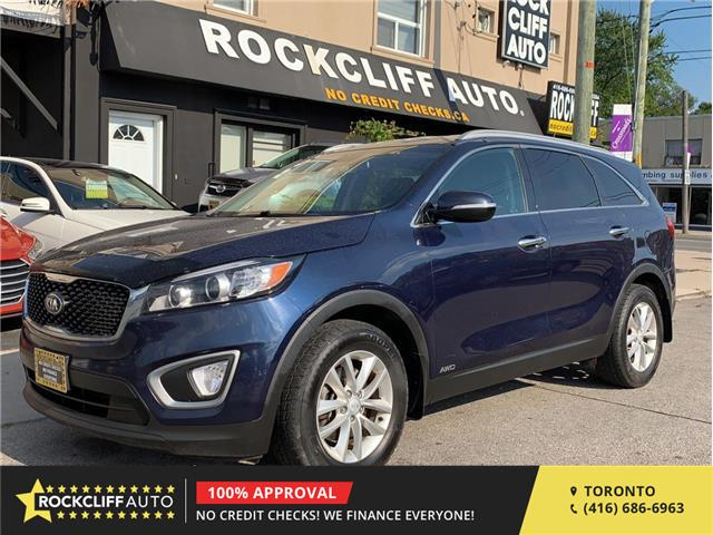 2016 Kia Sorento  (Stk: 152994) in Scarborough - Image 1 of 12